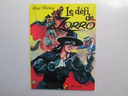 Le Défi De Zorro - Autre Magazines