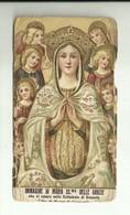 """4242""""IMMAGINE DI MARIA SS.ma DELLE GRAZIE CHE SI VENERA NELLA CATTEDRALE DI GROSSETO""""  ORIG. - Images Religieuses"""