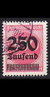 GERMANY REICH [1923] MiNr 0295 ( O/used ) - Deutschland
