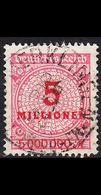 GERMANY REICH [1923] MiNr 0317 AP ( O/used ) - Deutschland