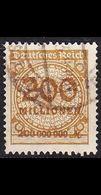 GERMANY REICH [1923] MiNr 0323 APa ( O/used ) - Germany