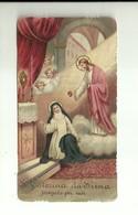 """4243""""S. CATERINA DA SIENA PREGATE PER NOI-1898""""  ORIG. - Santini"""