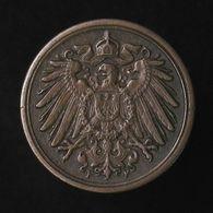 *** (J010) 1 Pfennig 1891 F *VZ* DEUTSCHLAND Deutsches Reich - 1 Pfennig