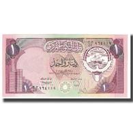 Billet, Kuwait, 1 Dinar, KM:13a, NEUF - Koweït