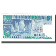 Billet, Singapour, 1 Dollar, KM:18a, NEUF - Singapour