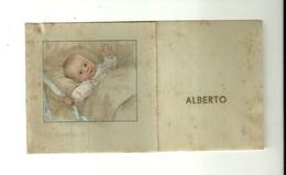 """4256""""PIERO E VALERIA ANNUNZIANO CON GIOIA LA NASCITA DEL FRATELLINO ALBERTO-TORINO 12 /02/1949 """"  ORIG. - Nacimiento & Bautizo"""