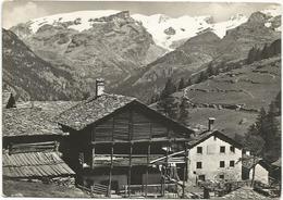 W3406 Ayas (Aosta) - Champoluc - Mascogna - Panorama Col Monte Rosa / Non Viaggiata - Altre Città