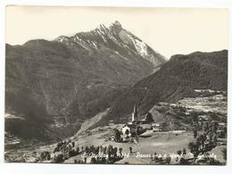 W3409 Saint Nicolas (Aosta) - Panorama Col Monte Grivola / Non Viaggiata - Altre Città