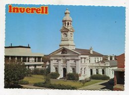 AUSTRALIA - AK 353590 Inverell - The Court House - Australia