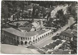 W3417 Abano Terme (Belluno) - Panorama Aereo Vista Aerea Aerial View Vue Aerienne / Viaggiata 1953 - Altre Città