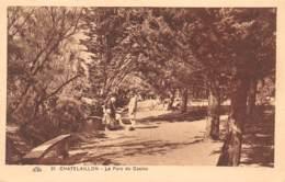 17 - CHATELAILLON - Le Parc Du Casino - Châtelaillon-Plage
