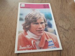 Svijet Sporta Card - Formula 1, James Hunt    241 - Postales