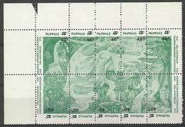 Philippines 1983 Mi 1518-1527 MNH ( ZS8 PLP1518-1527 ) - Medicina