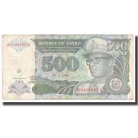 Billet, Zaïre, 500 Nouveaux Zaïres, 1994, 1994-02-15, KM:63a, TTB - Zaïre