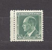 Czechoslovakia 1937 ** Mi 360 MNH  Sc 227 President Dr.E.Benes. Tschechoslowakei. C1 - Tschechoslowakei/CSSR