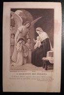 Santino Ricordo Prima Comunione - S. Giovannino Degli Scolopi - Firenze 1938 - Religión & Esoterismo