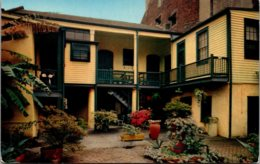 Patti's Courtyard New Orleans Louisiana - History