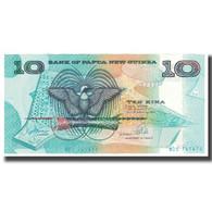 Billet, Papua New Guinea, 10 Kina, KM:9a, NEUF - Papouasie-Nouvelle-Guinée