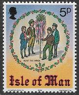 Isle Of Man SG143 1978 Christmas 5p Unmounted Mint [40/32386/25D] - Isle Of Man