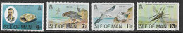 Isle Of Man SG144-147 1979 Natural History & Antiquarian Society Set 4v Complete Unmounted Mint [40/32387/25D] - Isle Of Man