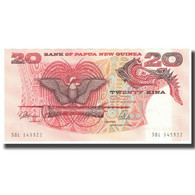 Billet, Papua New Guinea, 20 Kina, KM:10a, NEUF - Papua New Guinea