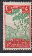 NOUVELLE CALEDONIE          N° YVERT  TAXE 27  NEUF SANS GOMME     (  SG   01/28 ) - Impuestos