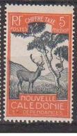 NOUVELLE CALEDONIE          N° YVERT  TAXE 28  NEUF SANS GOMME     (  SG   01/28 ) - Impuestos