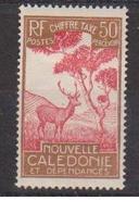 NOUVELLE CALEDONIE          N° YVERT  TAXE 34  NEUF SANS GOMME     (  SG   01/28 ) - Impuestos