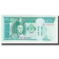 Billet, Mongolie, 10 Tugrik, 2005, KM:54, NEUF - Mongolie