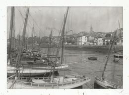 Photographie , Bateau ,  160 X 105 Mm , Lieu à Identifier - Boats