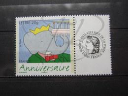 VEND BEAU TIMBRE DE FRANCE N° 3927A , XX !!! (c) - Personalizzati