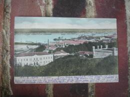 Lourenco Marques  1906 Carte Colorisee Mozambique - Mozambique