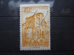 VEND BEAU TIMBRE DE MONACO N° 488 , X !!! - Ongebruikt