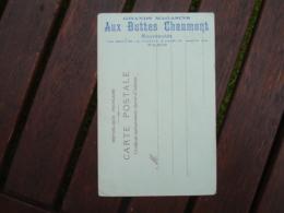 Carte Publicite Aux Buttes Chaumont Nouveaute Sur Carte Exposition Universelle - Werbepostkarten
