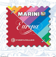 AGGIORNAMENTO MARINI VERSIONE EUROPA - FRANCIA ARTE - ANNO 1999 -  NUOVI - SPECIAL PRICE - Contenitore Per Francobolli