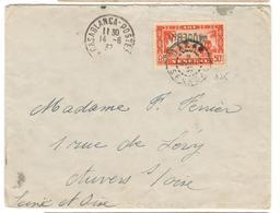 18493 - Avec Cachet Linéaire PAQUEBOT - Brieven En Documenten
