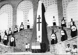 Photo Originale - Inauguration Du Monument Félix EBOUE - Brazaville 1957 - Congo - Congo - Brazzaville