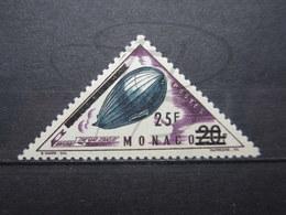 VEND BEAU TIMBRE DE MONACO N° 466 , XX !!! - Monaco