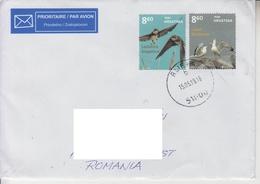 CROATIA : EUROPA - CEPT 2019 BIRDS On Circulated Cover - Registered Shipping! Envoi Enregistre! - 2019