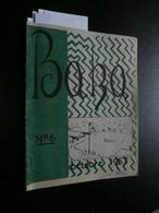 Revue Baka N° 6 (octobre 1957) : Base/Basis Kamina, Congo, Alidor, Blomme, Hervé - French