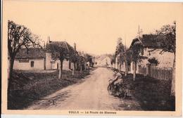 VOULX-LA ROUTE DE BIENNES - Frankrijk