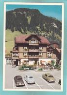 Small Post Card Of Gasthof Zum Kreuz,Adelboden, Berne, Switzerland,V102. - BE Bern