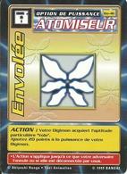 B - CARTE DIGIMON ENVOLEE BO-46 FR BON ETAT - Trading Cards