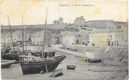 CANCALE: LA HOULLE A MAREE BASSE - Cancale