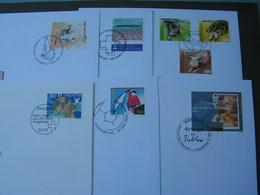 CH Lot FDC  Bis Ca. 2005 - Briefmarken