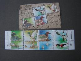 Israel Birds , ** MNH - Blocks & Kleinbögen
