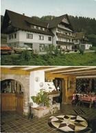 ALLEMAGNE 1983 CARTE POSTALE DE SASBACHWALDE  HAUS SPINNERHOF - Sasbach