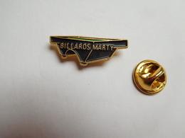 Beau Pin's En Relief , Billard , Billards Marty , Paris - Billiards