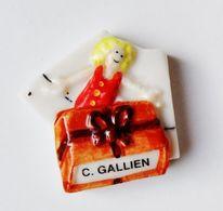 Fève Perso  Boulangerie Gallien - Dd - Charms