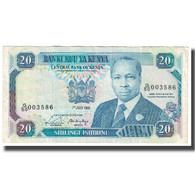 Billet, Nigéria, 10 Naira, 1990, 1990-07-01, KM:25a, TTB - Kenya
